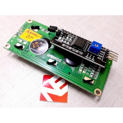 # Parallel Serial LCD Display For Arduino Raspberry Pi Microbit STM32