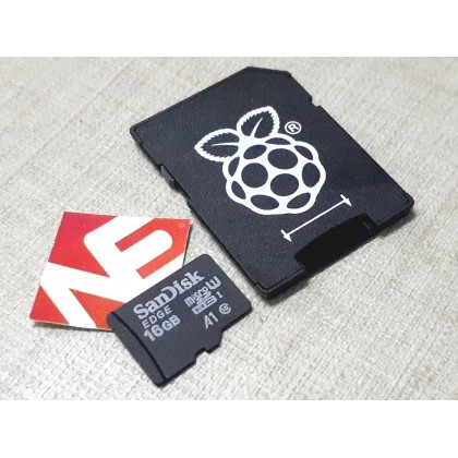NOOBS Micro SD Card 16GB Official for Raspberry Pi